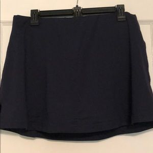 LBH Navy Tennis Skirt